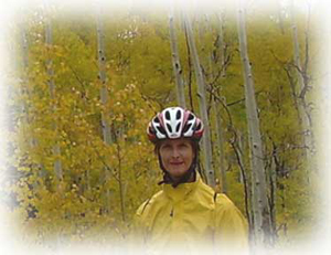 crested butte-all set for a mountain bike ride in fall in crested butte