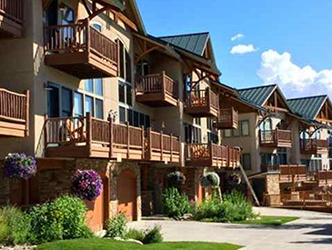 ski in and out 3  bedroom condo crested butte
