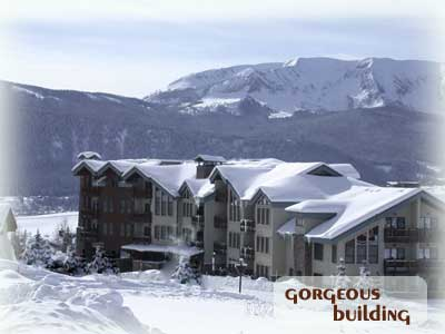 crested butte 3 bedroom condo