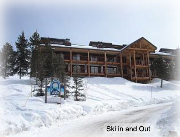 ski in and out 4 bedroom condo crested butte