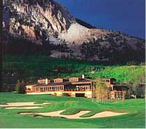 golf in crested butte