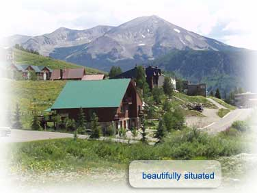 Skihaus for rent in Crested Butte Colorado