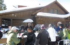 ice bar crested butte
