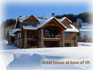 5 bedroom bienasz home crested butte