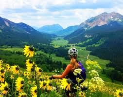 mountain biking ticket - discounts at crested butte