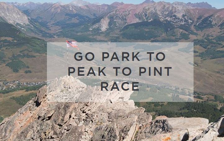 park to peak race in crested butte