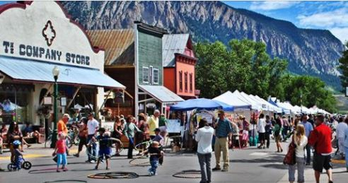 people's fair crested butte