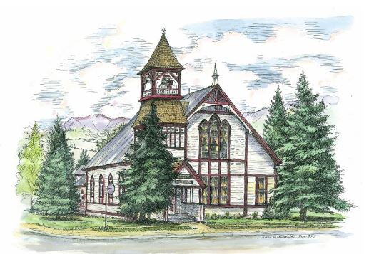 united congregational church crested butte