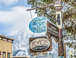 creekside spa crested butte