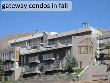 mt crested butte ski condo