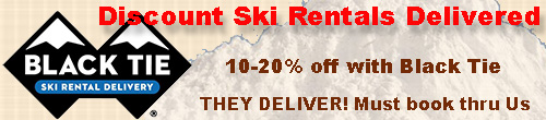 discount black tie ski rentals crested butte