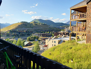 timberline 2 bedroom condo in crested butte