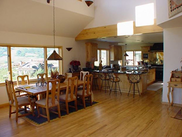 pet friendly rental home crested butte