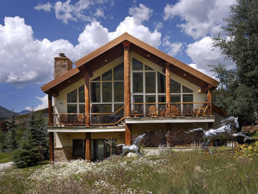 crested butte 5 bedroom house