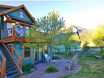 crested butte home for rent petfriendly hot tub