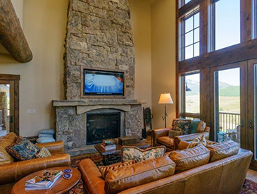 Robin's Crested Butte condo at the San Moritz