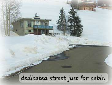 crested butte 4 bedroom townhome for rent