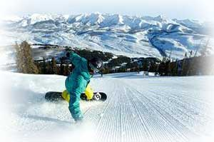 crested butte-spring skiing in Crested Butte
