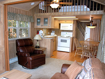 3 rivers resort cabin almont