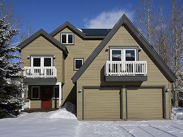 crested butte 4 bedroom rental home pet friendly