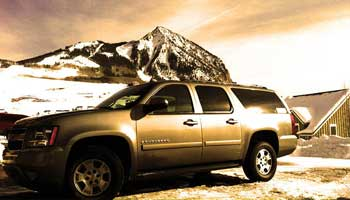 crested butte rental cars