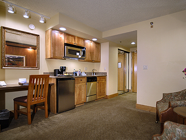 crested butte studio condo
