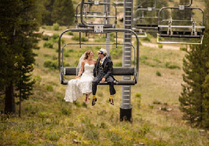 wedding in crested butte