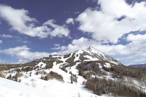 winter activities in crested butte